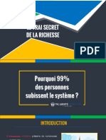 Le Vrai Secret de La Richesse TKL LFA
