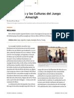 Los Juguetes y las Culturas del Juego de los Niños Amazigh - Jean-Pierre Rossie