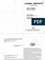John B. Fraleigh - Álgebra Abstracta_ Primer Curso-Addison-Wesley Iberoamericana (1987)