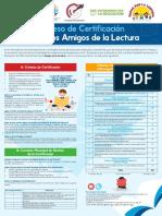 Afiche Municipios Amigos de La Lectura