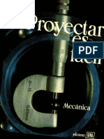 AFHA Proyectar Es Fácil. Mecánica III