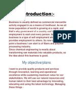 Entrepreneueship Assignment