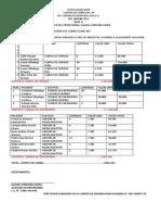Formato de Cuentas de Cobro Isaura Mes Marzo