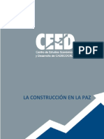 Informe Construccion en La Paz
