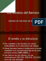 Los Sonetos Del Barroco