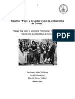 Feminismos, Historia de la segunda Ola