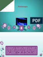Fototerapia Correcta