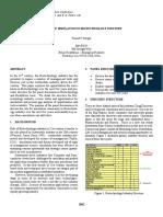 simulation of biotechnology