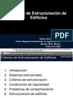 criterios de estructuración