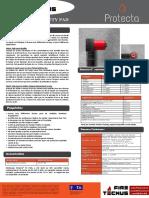 FireTecnus - Protecta FR Putty PAD - Fiche Technique