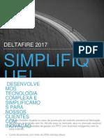 apresentação deltafire comercial GX