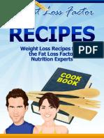 FLF Recipes eBook