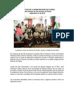 informe dia de la municipalidad 2018