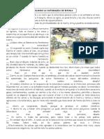 Ficha Lectura Sobre Fenomenos Naturales