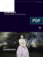 Company Orcon Proposal - Oct 2010