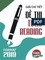BỘ GIẢI CHI TIẾT TOEIC READING 2019 [ANH LÊ TOEIC].pdf