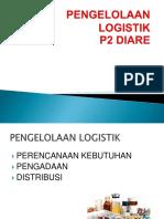 2. Pengelolaan Logistik P2 Diare ToT Banten Jabar