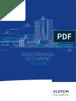 Livre Alstom Ddr 2017-18 Va Cl