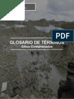 Glosario de términos de sitios contaminados