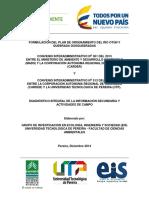 15-05-26 Informe Diagnóstico PORH Otún&Dosq