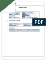 Modelo de Informe Tecnico de Motor