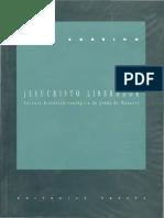 SOBRINO, J., Jesucristo Liberador. Lectura Histórico-teológica de Jesús de Nazaret, Madrid, 2 Ed., 1993