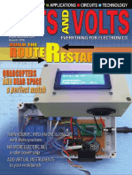 Nuts and Volts - (August 2016)