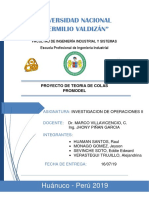 Informe Ope II Promodel