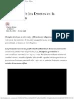 Aplicación de Los Drones en La Construcción – Coatza Drone – Medium