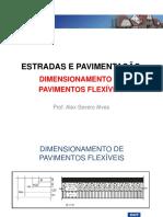 13 - DIMENSIONAMENTO DE PAVIMENTOS FLEXÍVEIS.pdf