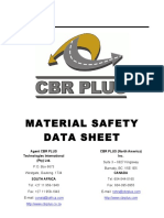 Cbr Plus Material Safety Data Sheet 20120612