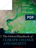 oxford handbook of climate change
