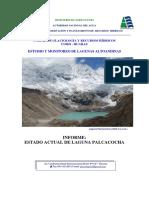 Estado Situacional de La Laguna Palcacocha 2010