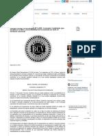 Gaceta Oficial Extraordinaria N° 6.405_ Convenio Cambiario que establece la libre convertibilidad de la moneda en todo el territorio nacional _ Finanzas Digital
