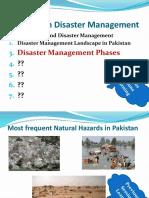 Disaster Management Phases