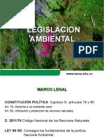 Legislación Ambiental Sena