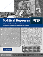 Ian Shapiro, Susan C. Stokes, Elisabeth Jean Wood, Dr Alexander S. Kirshner - Political Representation (2010, Cambridge University Press).pdf