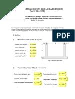 DISEÑO ESTRUCTURAL DE POZA DISIPADORA DE ENERGIA Nro 01 HUACCME.docx