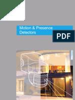 Presence Detector Brochure