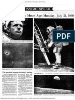 Dawn of the Moon Age in the Toronto Daily Star
