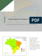 Panorama Dos Estados Brasileiros