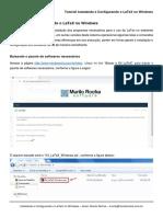 Tutorial Instalando Configurando LaTeX Windows (Versão Atualizada)
