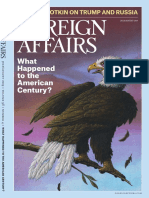 Foreign Affairs July August 2019 Issue
