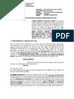 Apelacion de Reposicion Ana Maria Calizaya Gutierrez Apelacion Infundada Oposicion de Medida Cautelar