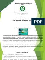 Contaminacion Del Agua, Jose Ignacio