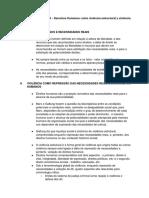 ALESSANDRO BARATTA, Derechos Humanos_ Entre Violencia Estructural y Violencia Penal FICHAMENTO