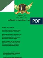 Plataforma Elite Mil Live Modulo Exercicios - Barroco