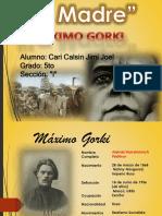 La Madre - Maximo Gorky