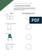 PTS 6 Worksheet