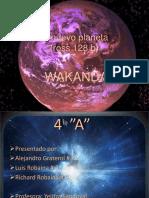 El Nuevo Planeta Wakanda 2.0